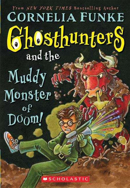 Ghosthunters and the Muddy Monster of Doom! (Ghosthunters, book #4)