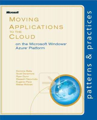 Moving Applications to the Cloud on the Microsoft Azure™ Platform
