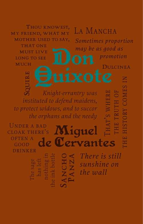 Don Quixote: In English Translation, With Active Table Of Contents (Wordsworth Classics)