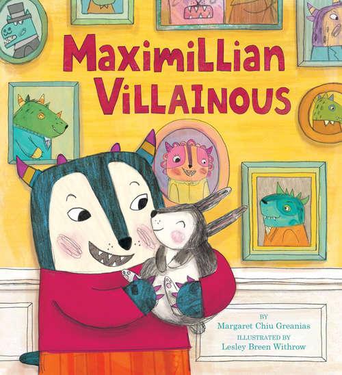 Maximillian Villainous