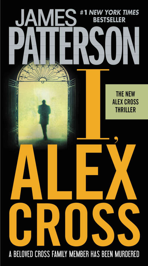 I, Alex Cross (Alex Cross #16)
