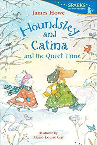 Houndsley and Cantina and the Quiet Time (Fountas & Pinnell LLI Blue #Level K)