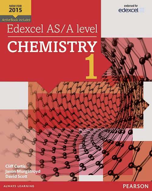 Edexcel AS/A level chemistry (PDF) | UK education collection