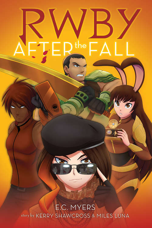 After the Fall (Rwby Ser.)