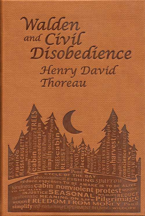 Walden and Civil Disobedience (Wordsworth Classics)