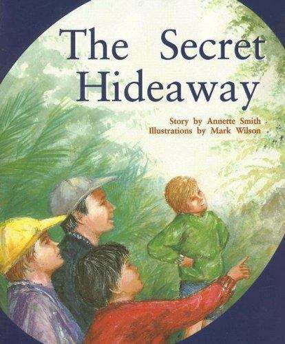 Collection sample book cover The Secret Hideaway