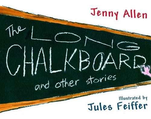 The Long Chalkboard