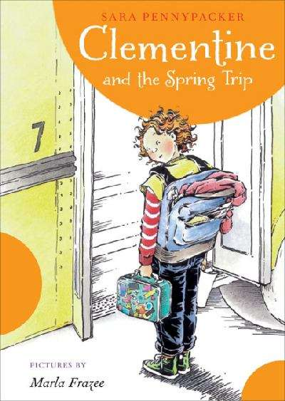 Clementine And The Spring Trip (A Clementine Book Series)