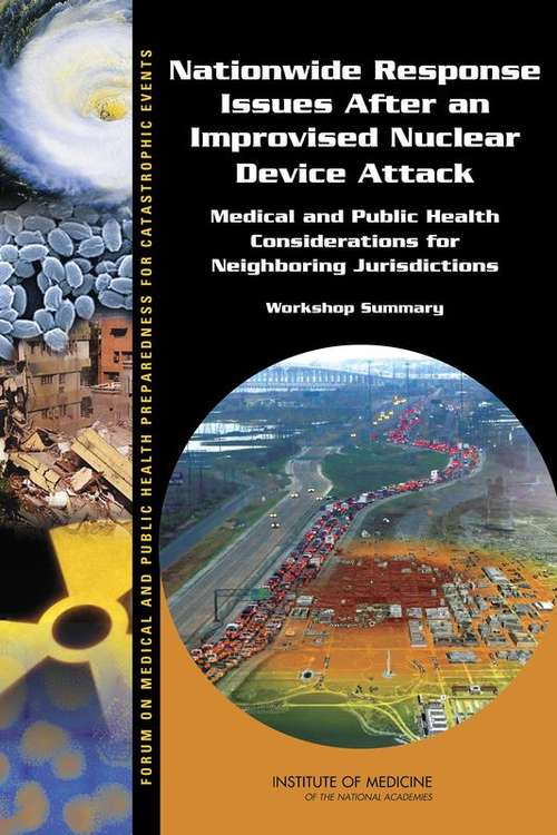 Nationwide Response Issues After an Improvised Nuclear Device Attack