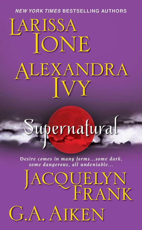 Supernatural: What A Dragon Should Know; When Darkness Comes; Jacob