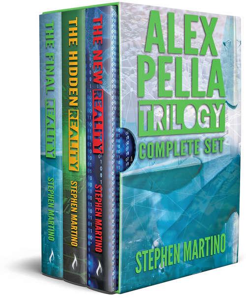 The Alex Pella Novels Boxed Set: (Books 1-3) (Alex Pella #1)