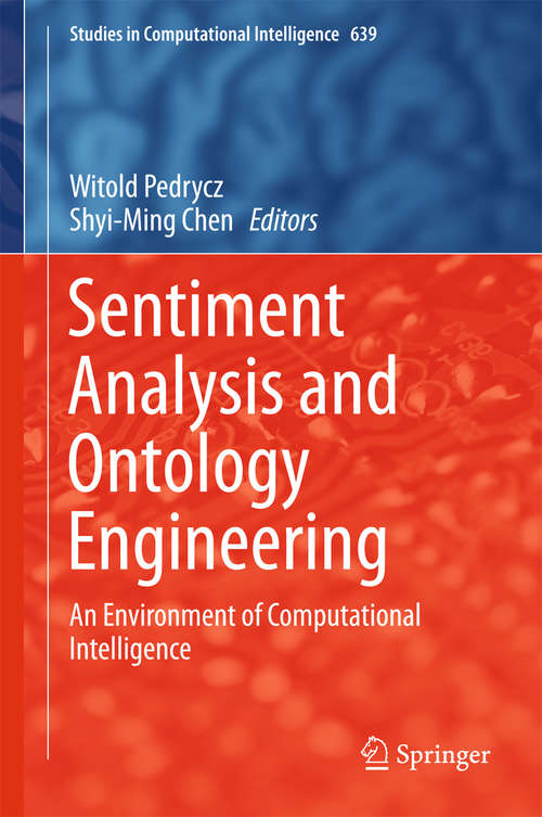 Sentiment Analysis and Ontology Engineering