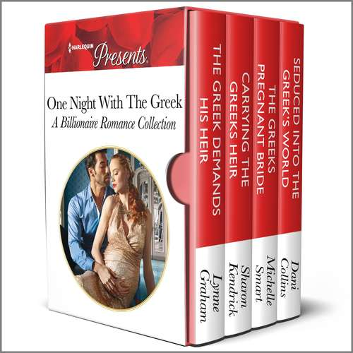 One Night With The Greek: A Billionaire Romance Collection (Vows For Billionaires Ser. #1)