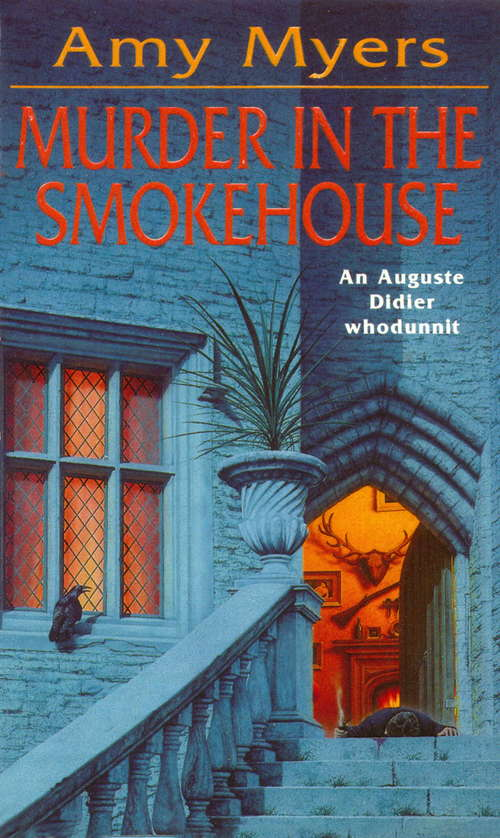 Murder in The Smokehouse (Auguste Didier Mystery 7)