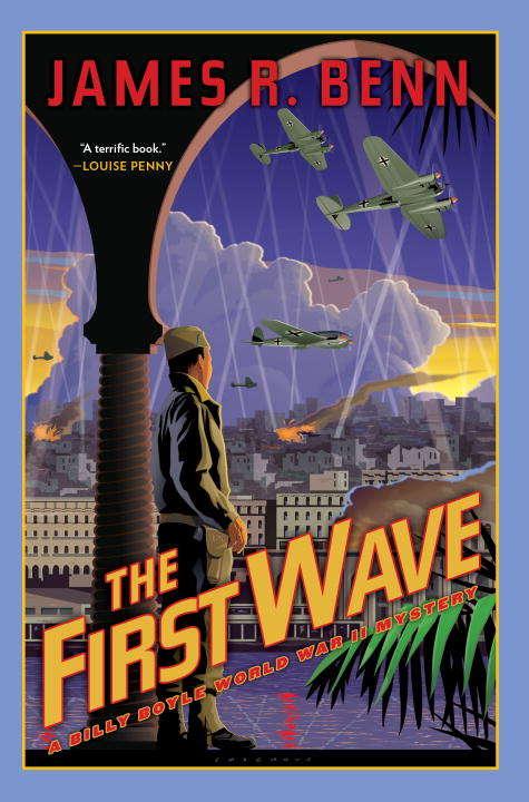 The First Wave (Billy Boyle World War II Mystery #2)