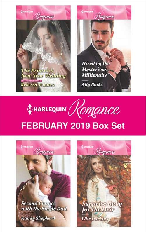 Harlequin Romance February 2019 Box Set: An Anthology