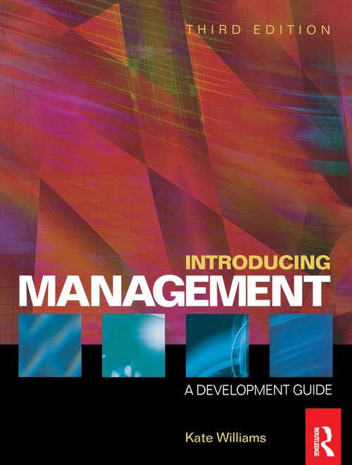 Introducing Management: A Development Guide