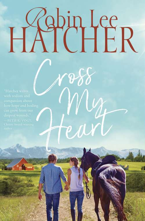 Cross My Heart (A Legacy of Faith Novel)