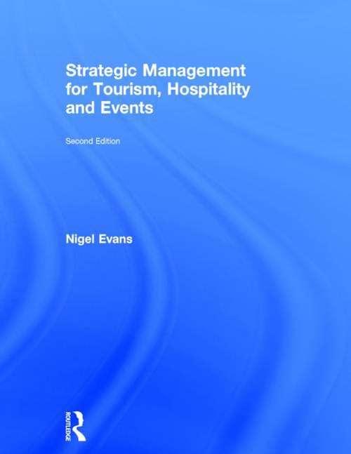 strategic planning hospitality industry