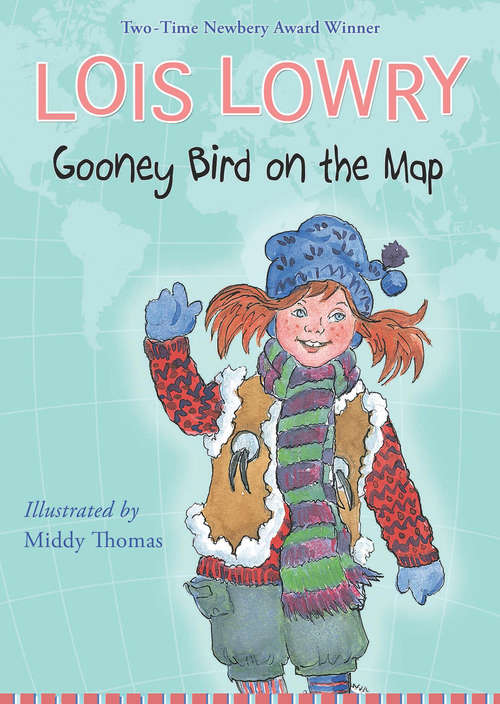 Gooney Bird on the Map (Gooney Bird Greene #5)