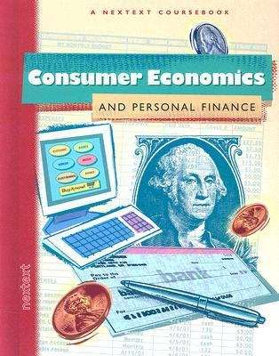 Consumer Economics and Personal Finance