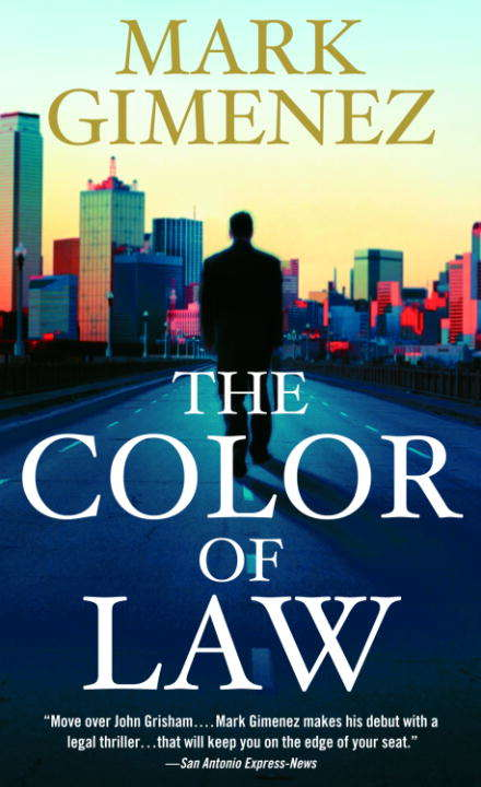 color of law Written by mark gimenez, narrated by stephen hoye download the app and start listening to the color of law today - free with a 30 day trial keep your audiobook forever, even if you cancel.
