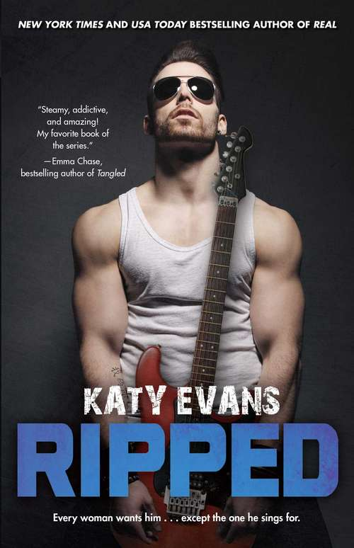 Ripped (The REAL series #5)