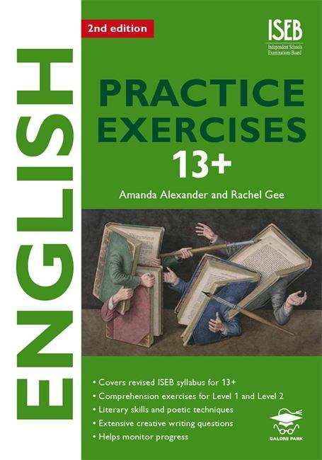 English Practice Exercises 13+ 2nd edition Practice Exercises