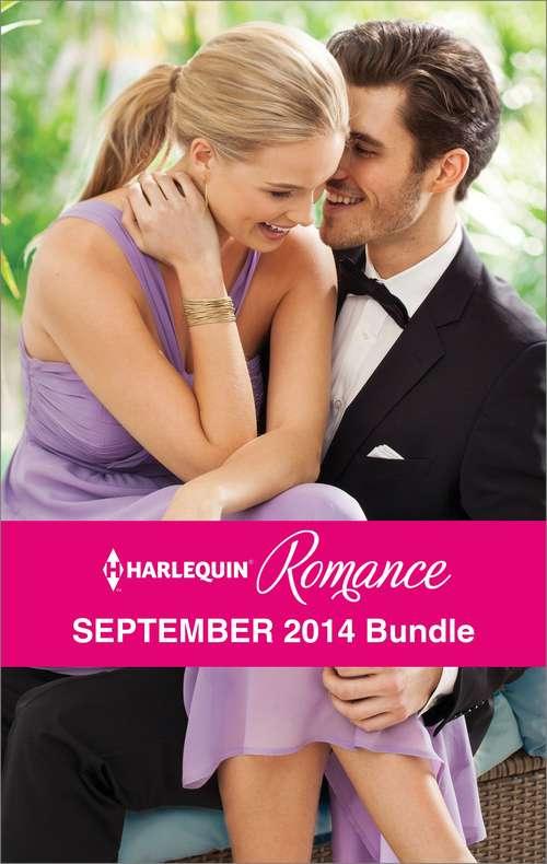 Harlequin Romance September 2014 Bundle