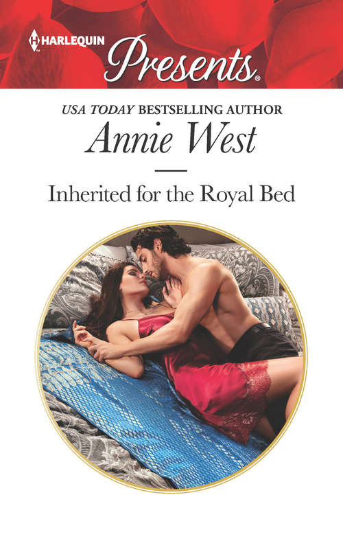 Inherited for the Royal Bed: Inherited For The Royal Bed / A Mistress, A Scandal, A Ring (ruthless Billionaire Brothers, Book 2) (Mills And Boon Modern Ser.)