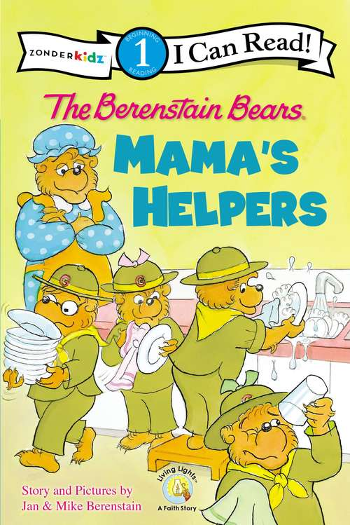 The Berenstain Bears: Mama's Helpers (I Can Read! #Level 1)