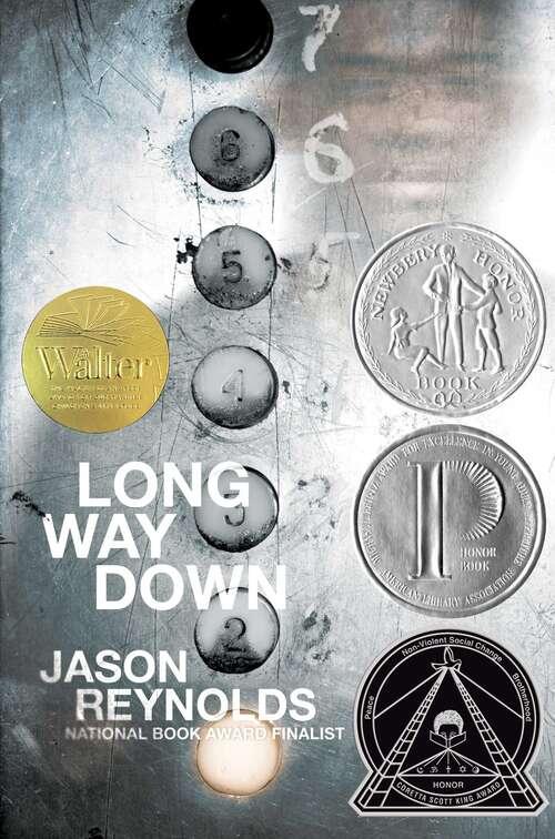 Long Way Down: The Graphic Novel (Newbery Honor Ser.)