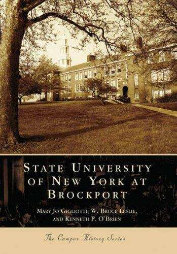 State University of New York at Brockport (The Campus History Series)
