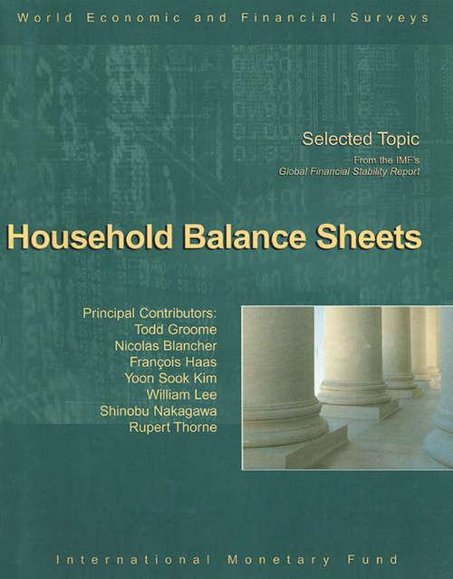 Household Balance Sheets