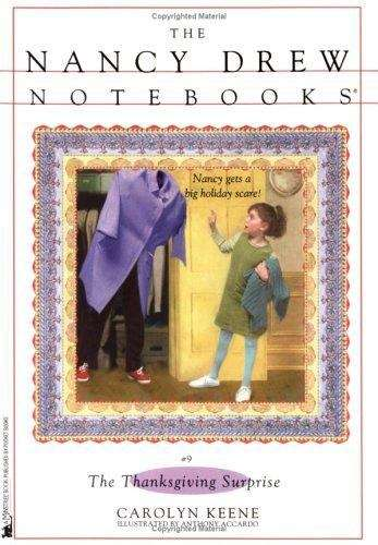 The Thanksgiving Surprise (The Nancy Drew Notebooks #9)
