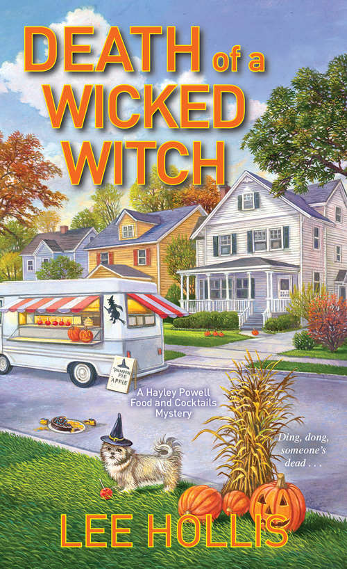 Death of a Wicked Witch (Hayley Powell Mystery #13)