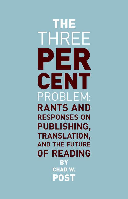 The Three Percent Problem