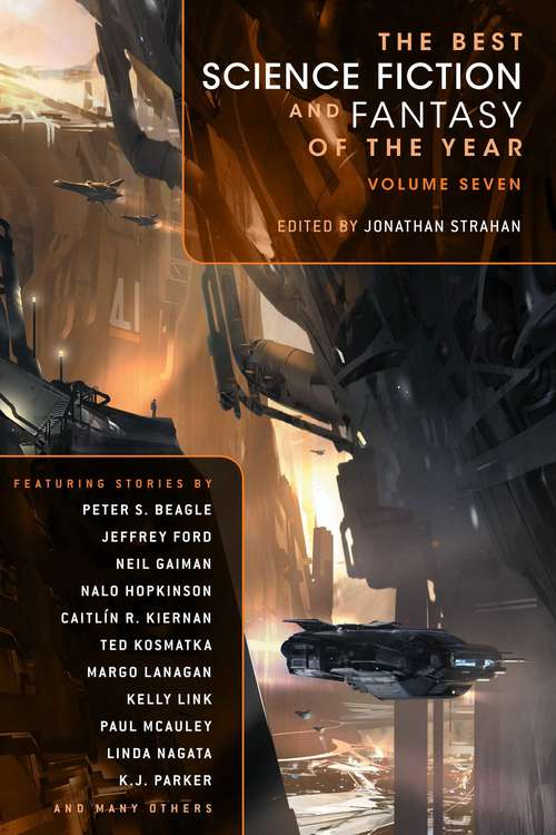 The Best Science Fiction and Fantasy of the Year #7