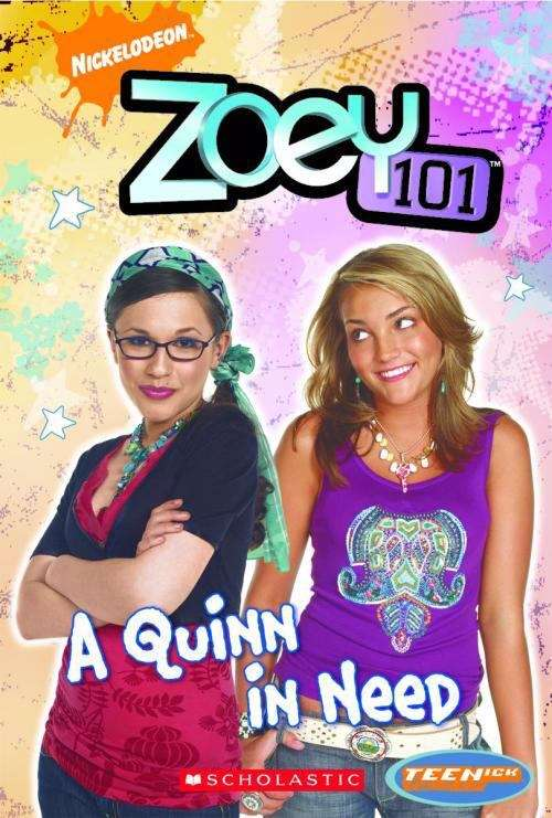 A Quinn in Need (Zoey #101)