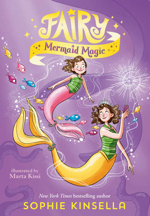 Fairy Mom and Me #4: Fairy Mermaid Magic (Fairy Mom and Me #4)