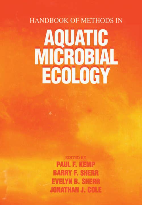 Handbook of Methods in Aquatic Microbial Ecology