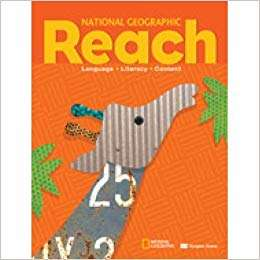 National Geographic Reach: Reach B: Student Anthology, Volume 1