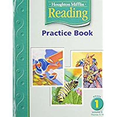 Houghton Mifflin Reading Practice Book Grade 1 Volume 2