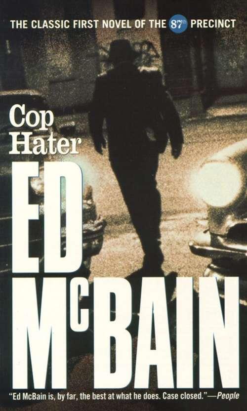Cop Hater (87th Precinct #1)
