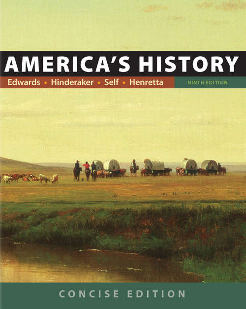 America's History, Concise Edition