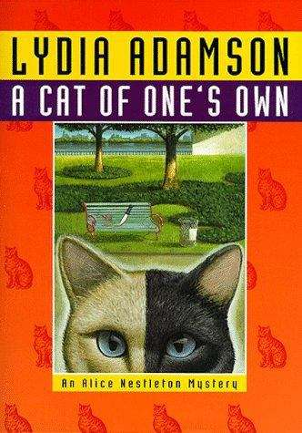 A Cat of One's Own (Alice Nestleton Mystery #17)