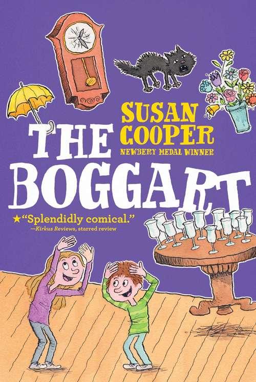 The Boggart (Boggart #1)