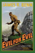 Evil for Evil (Billy Boyle World War II Mystery #4)