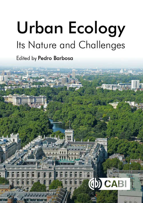 Urban Ecology: Its Nature and Challenges