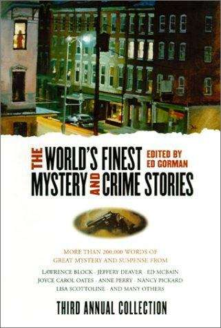 The World's Finest Mystery and Crime Stories: Vol. #3